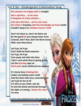 Frozen Let It Go Lyrics Pdf