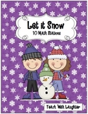 Let It Snow {10 Winter Math Stations}