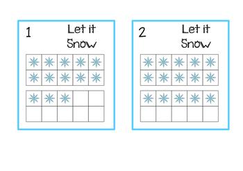 Let It Snow (20 Frame Recognition)