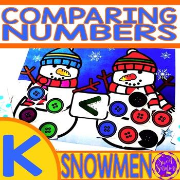 Comparing numbers: Greater Than, Less Than, Equal (KCC6, KCC7)