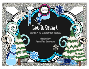 Let It Snow Count The Room