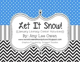 Let It Snow! (January Literacy Center Activities)