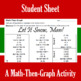 Let It Snow, Man!- A Math-Then-Graph Activity - Finding Vertices