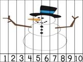 Let It Snow! Number Puzzles