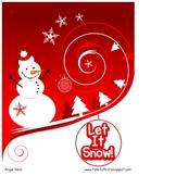 Let It Snow! Snowman Thematic Unit