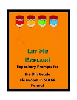 Let Me Explain! Expository Prompts