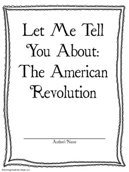 The American Revolution Research Project