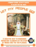 Let My People Go! (Moses, Exodus, 10 Plagues)