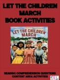 Let The Children March Book Activities