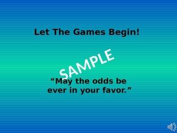 Let The Games Begin- Fun Team Building Games
