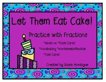 Let Them Eat Cake : Fractions