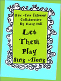 Let Them Play Sing Along mp4 File