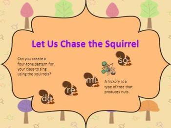 Let Us Chase the Squirrel