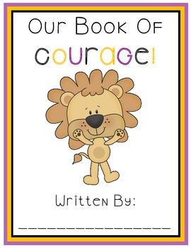 Let Your Courage Roar Freebie