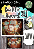 Let Your Light Shine Bulletin Board Set