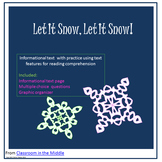 Informational Text - Let it Snow, Let It Snow!