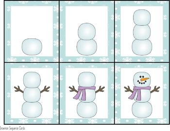 Let it Snow! Math & Literacy Activities