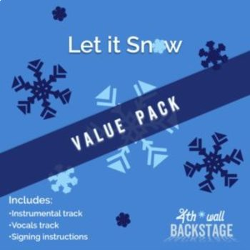 Let it Snow *Value Pack*