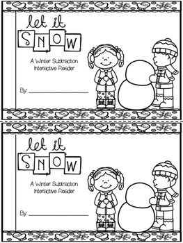 Subtraction {A Winter Interactive Reader}