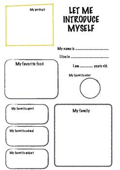 Let me introduce myself!