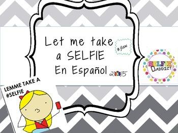 Let me take a Selfie en Español 1