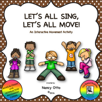 Let's All Sing, Let's All Move!
