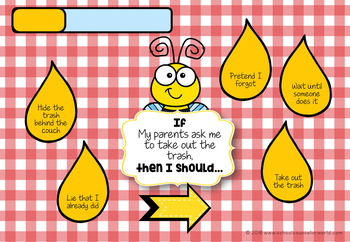 Let's BEE Responsible, An INTERACTIVE Lesson, Grades 2-3
