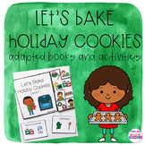 Let's Bake Cookies (Holiday Adapted Books)
