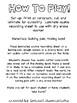 Let's Bake Nonsense Words! (A cvc reading game) Orton-Gillingham
