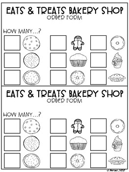 Let's Bake! Themed Center Time Play