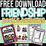 Let's Be Friends- A Mini-Book and Lesson on Friendship
