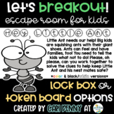 Let's Breakout! Escape Room for Kids: Hey, Little Ant