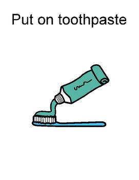 Let's Brush (Social Story)