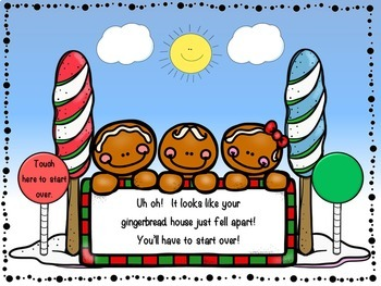Let's Build A Gingerbread House - An Interactive Rhythm Activity
