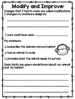 STEM: Let's Build A...Zoo!