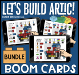 Let's Build Articulation Trains BOOM Card Bundle