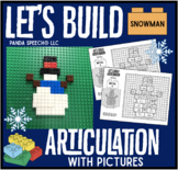 Let's Build Articulation (with pictures): Snowman