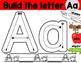 Let's Build Letters {A through Z}