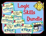 Let's Build Logic Skills Bundle (Summer Edition)