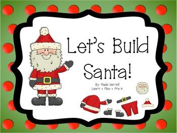 Let's Build Santa