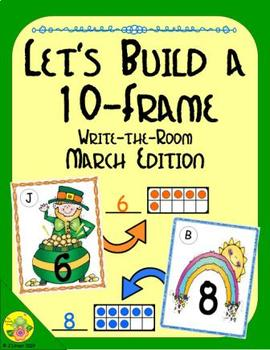 Let's Build a 10-Frame (March Edition)