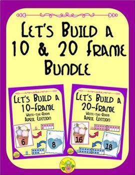 Let's Build a 10 and 20 Frame Bundle (April Edition)