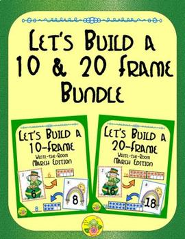 Let's Build a 10 and 20 Frame Bundle (March Edition)
