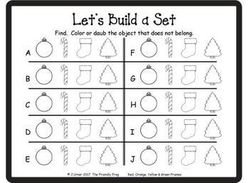 Let's Build a Set (December Edition)