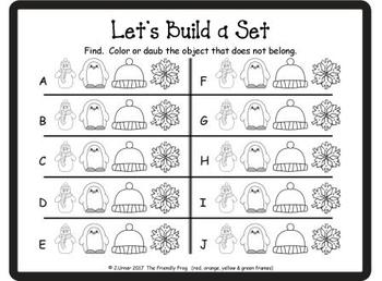 Let's Build a Set (January Edition)