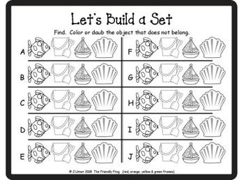 Let's Build a Set (Summer Edition)
