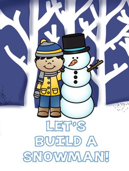 Let's Build a Snowman Barrier Game