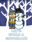 Let's Build a Snowman Barrier Game