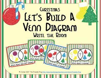Let's Build a Venn Diagram (December Edition)