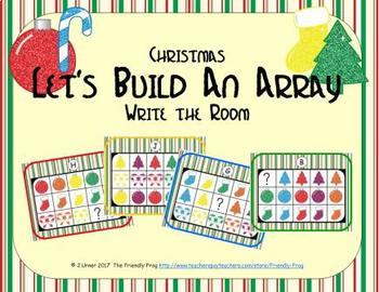 Let's Build an Array (December Edition)